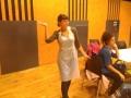 Oggi abbiamo fatto una lezione di cucina irlandese.