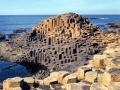 The Giant's Causeway - un monumento naturale di importanza mondiale.
