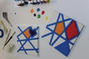 Progetto di arte per bambini in inglese