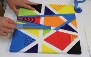 Progetto d'arte per bambini in inglese