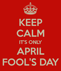 Usanze inglesi - April Fool's Day