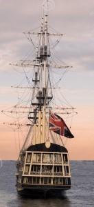 La bandiera del Regno Unito - The Union Jack