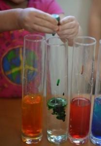scienza per bambini in inglese