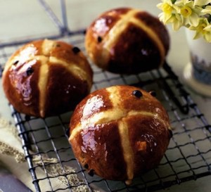 hot cross buns - dolci inglesi