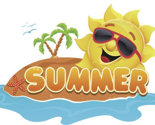 estate in inglese